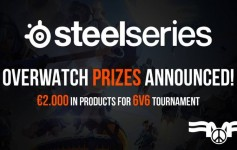 Overwatch prize announcement