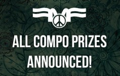 All compo prizes announced!