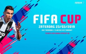 FIFA Cup tournament Torhout 23 March