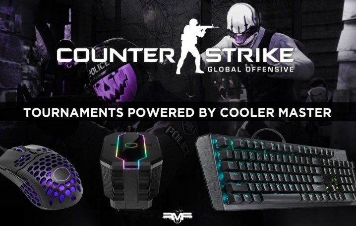 CS:GO Tournament powered by Cooler Master