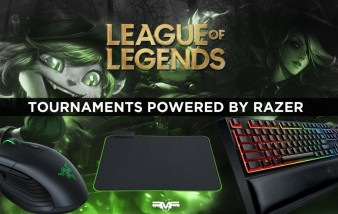 Razer returns as League of Legends partner