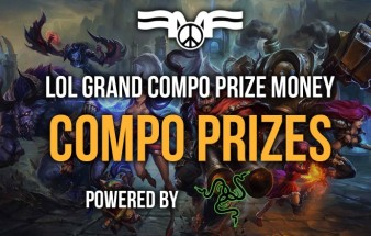 LoL Grand Compo cash & hardware prizes