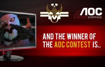 The winner of the AOC Monitor is...