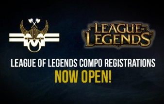League of Legends compo registrations open!