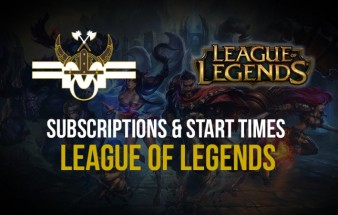 League of Legends Registration & Semi-Pro