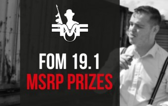 FoM 19.1 MSRP prizes announcement