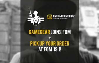 Gamegear partner + Order pick up at FoM!