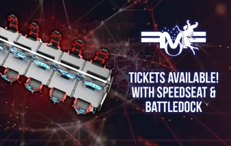 Tickets with Speedseats Battledock available