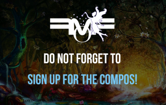 Sign up for the compos!