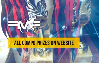 All compo prizes available