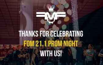 Thank you for celebrating FoM 21.1 with us!