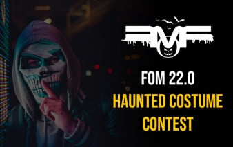 Haunted costume competition