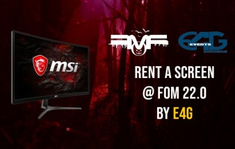 Rent a screen by E4G