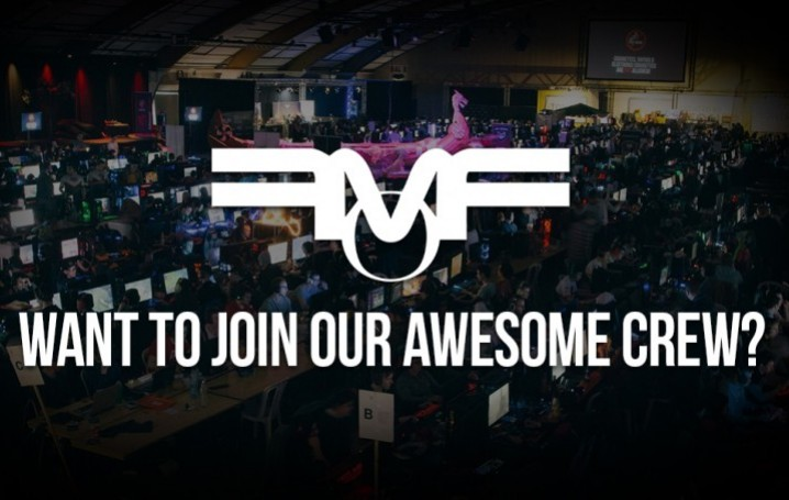 Want to become part of the FoM crew?