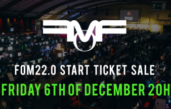 Ticket sale Frag-o-Matic 22.0