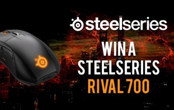 4 days left to win a Steelseries Rival700!