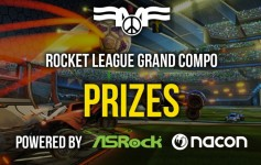 Rocket League Grand Compo prizes